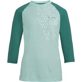 VAUDE Moab III T-shirt à manches longues Femme, glacier